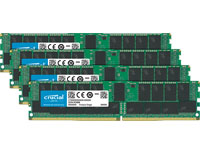 32GB Kit (8GBx4) DDR4-2400 RDIMM Single Ranked